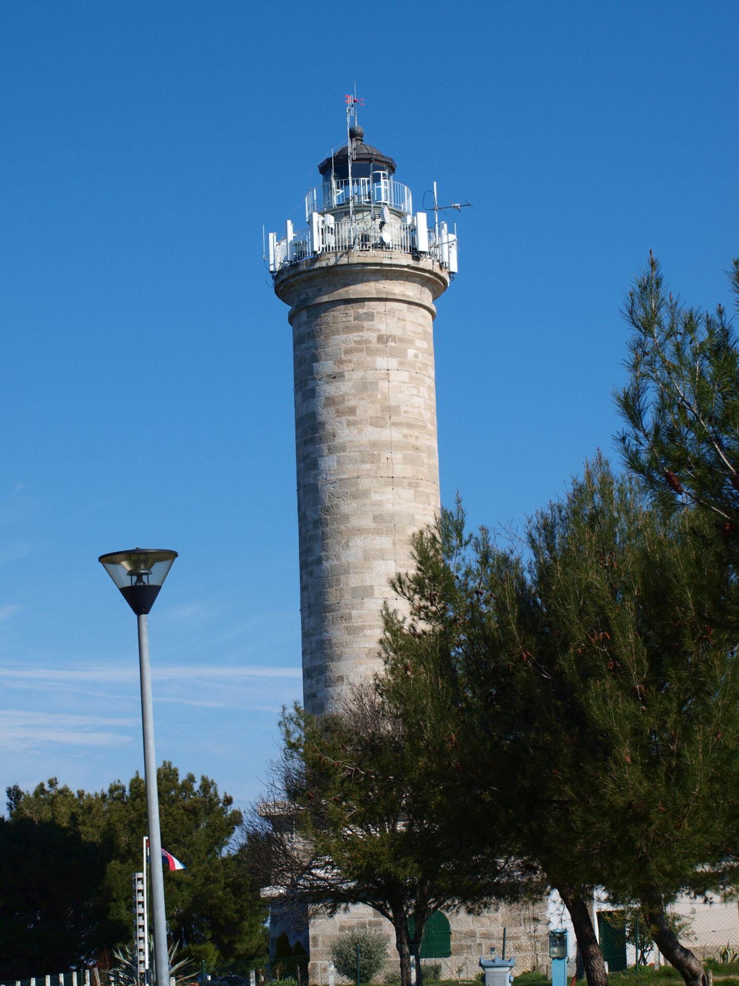 Savudrija - svjetionik