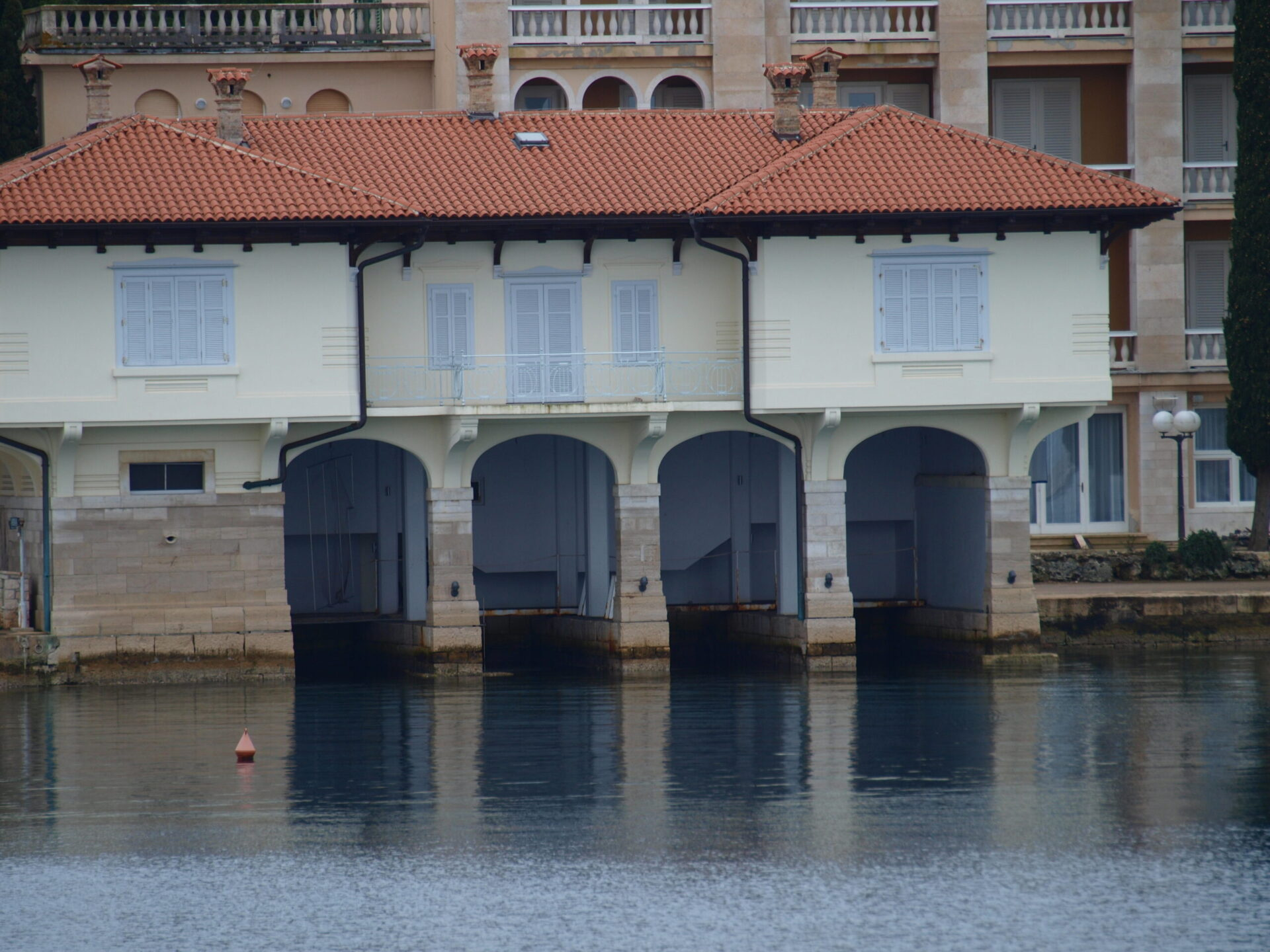 Kuća za brodice