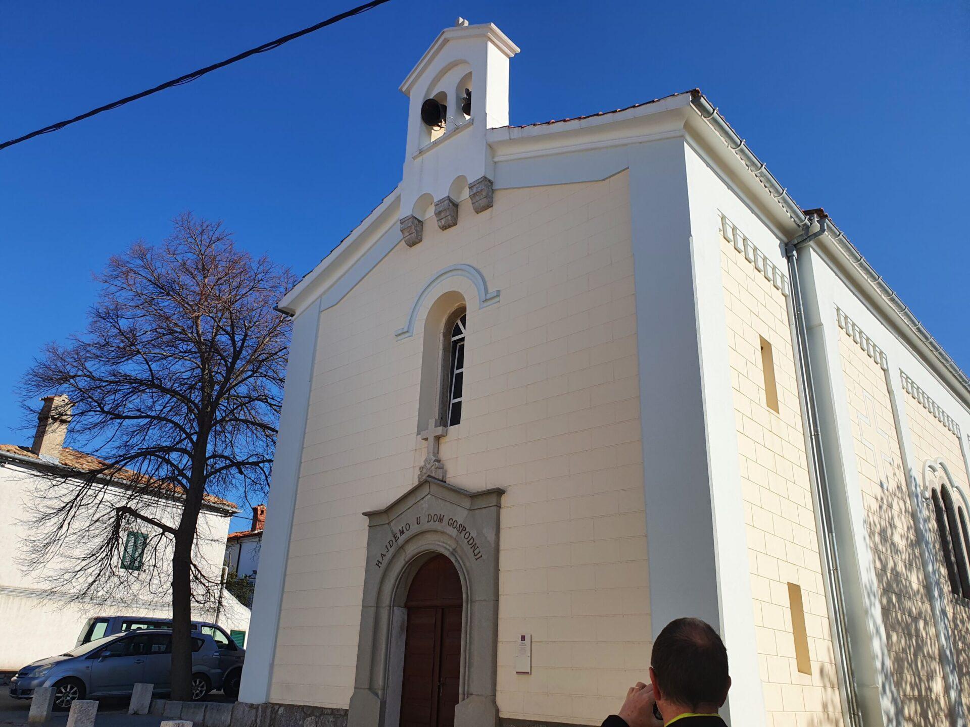 Kornić - crkva sv. Jakova