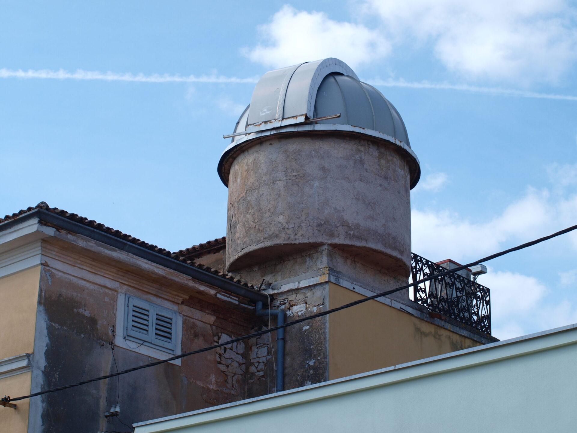 Višnjan - stara kupola