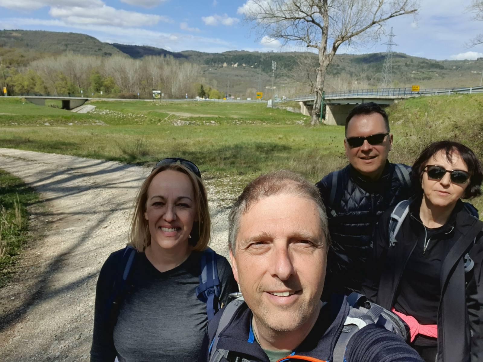 Vizinada hikers