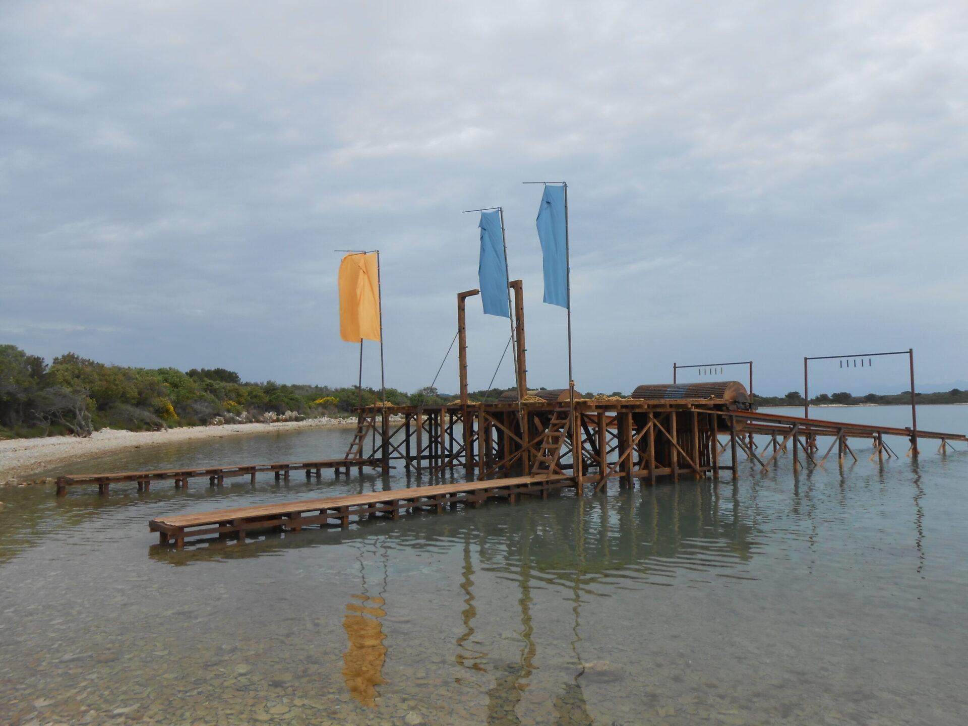 Dugi otok - Expeditie Robinson