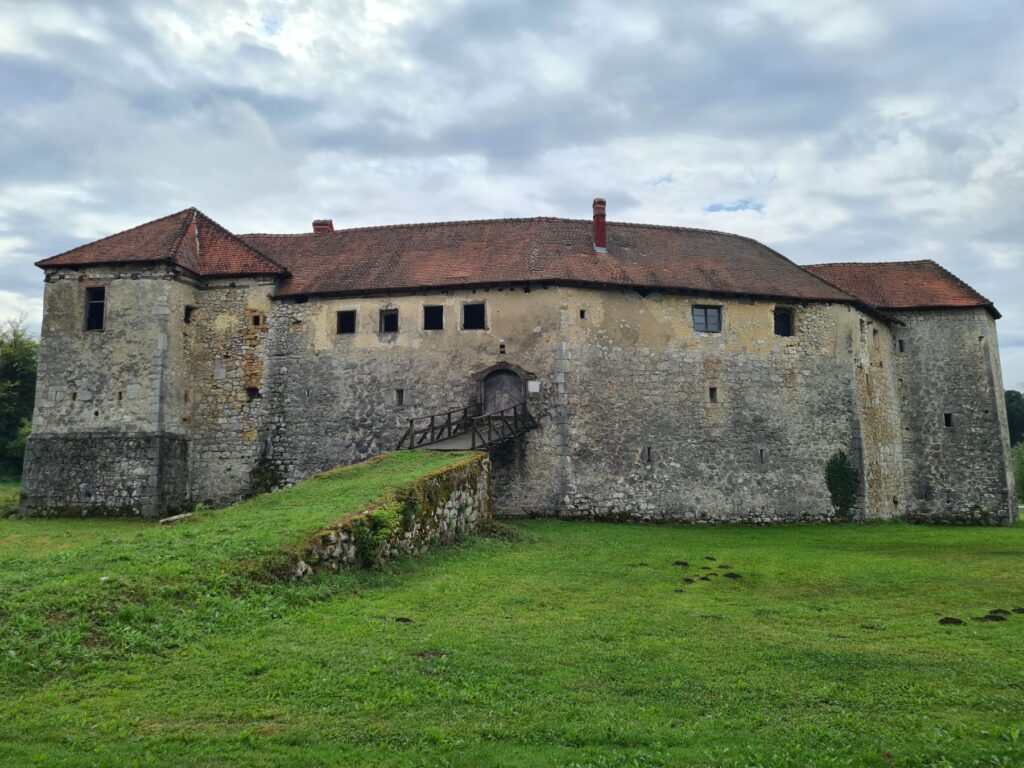 dvorac Ribnik